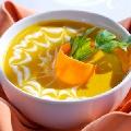 Słodka zupka