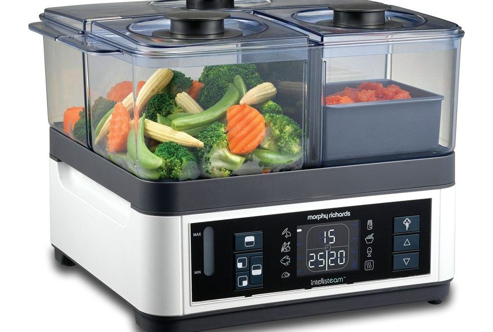 Co można gotować w parowarze?