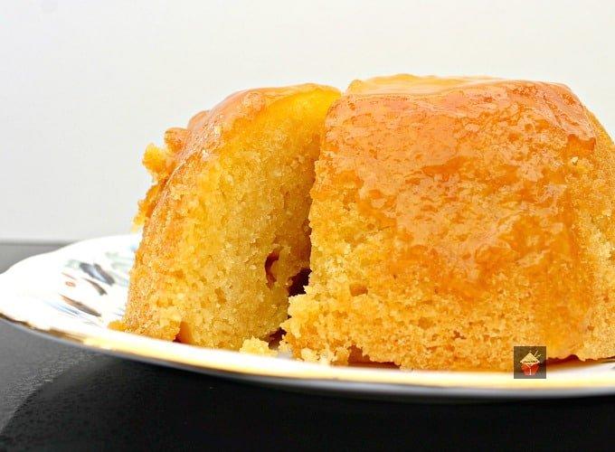 ciasto z parowaru na parze ciastko